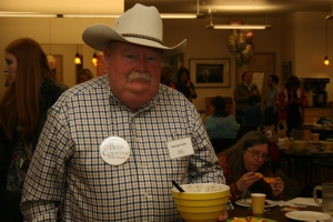 Rancher George Irwin brings the heart of Washington's beef community to Mary's Place in Seattle.