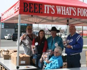 Beefing up the Bellingham Food Bank