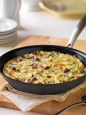 Beef and Veggie Frittata. This might have to happen.