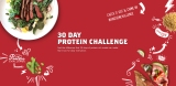 I'm taking the 30 Day Protein Challenge